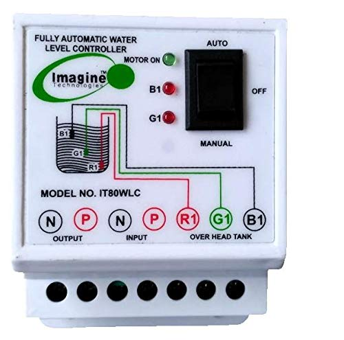 Fully Automatic Metal Water level Controller